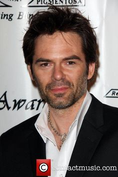 Billy Burke - he plays Miles Matheson on Revolution.