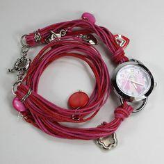 Bonitos y originales relojes-pulsera.