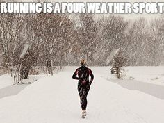You can't tell a runner she can't run!