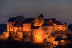 Die längste Burg der Welt, Burghausen