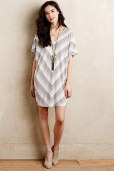 Bella Lux Paned Cocoon Dress #anthrofave #anthropologie