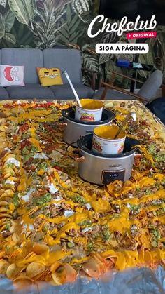 Nachos, Paella, Catering, Minecraft, Ethnic Recipes, Funny, Dress, Noodle Recipes, Desert Recipes