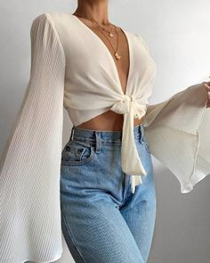 Summer Fashion Tips .Summer Fashion Tips Crop Top Outfits, Casual Summer Outfits, Mode Outfits, Spring Outfits, Fashion Outfits, Fasion, Fashion Clothes, Bar Outfits, Vegas Outfits