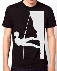 be3a2fd380a6 Imagen relacionada Rock Climbing, Cool T Shirts, Shirt Designs, Climbing,  Cool Tees