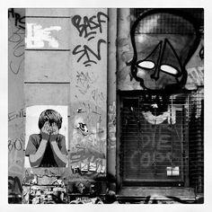 Angry #Streetart.#hauptstadtkultur #berlin #streetart