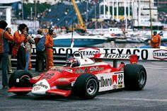 1980 Monaco GP |Marlboro Team | Alfa Romeo 179 | #22DEPAILLER Patrick | ab