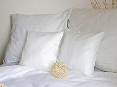 Holey Quilt® obliečka Zipper™ Bavlna Deluxe Biela 140x200