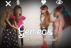 """Mundo da Chel: Novela Barbie """"Gêmeas"""" - Completa"""