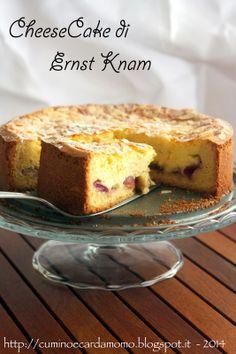 Cheesecake di Ernst Knam Sweet Recipes, Cake Recipes, Dessert Recipes, Ricotta, Sweet Corner, Sweet Pastries, My Dessert, Italian Desserts, Bakery Cakes