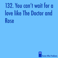 Doctor Who Problems