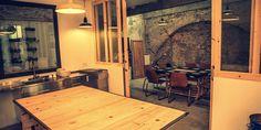 Cocinas en espacios #coworking - APOCAPOC BCN