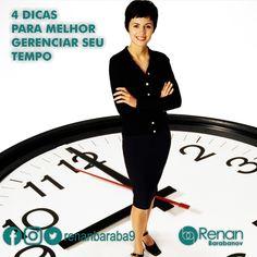 Saiba como gerenciar seu tempo para alavancar o seu negócio: http://renanbarabanov.com.br/blog/   #empreender #renanbarabanov #empreendedorismo #baraba9