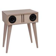 CRAFT'N SOUND - m - 2018 - Enceinte entièrement en matériaux accessibles et remplaçables.  -DIY