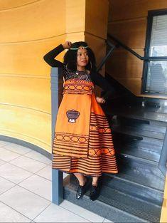Xhosa Attire, African Fashion Traditional, Ghana Wedding, African Beauty, African Dress, Traditional Wedding, Dress Patterns, Designer Dresses, Zulu