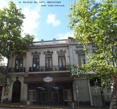 El Palacio del Café - tradicional cafeteria de Montevidéu. Fundada em 1937. Esta loja fica na Av. Uruguay 1188 - Centro. Foto : Cida Werneck