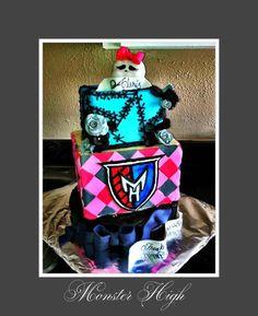 Monster High — Children's Birthday Cakes