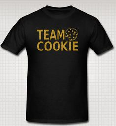 Empire Cookie Lyon Inspired Team Cookie Tshirt by SpillingTheT
