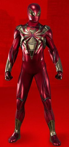 iron spider suit from civil war comics in spider-man Thundercats Costume, Thundercats Characters, Spiderman Black Suit, All Spiderman, Comics Spiderman, Odin Marvel, Hero Marvel, Marvel Dc, Character Sketches