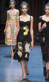 Dolce & Gabbana Show - SS16 / Chic With A Twist