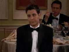 Wegen Marshall, der komplett die Show stahl, auch wenn er nur im Hintergrund saß.