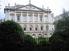 Spencer House, built for the Earl and Countess Spencer, parents of Georgiana Spencer, Duchess of Devonshire