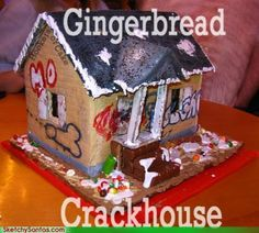 Gingercrack house