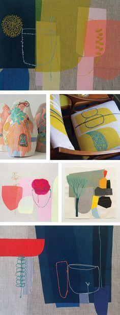MaxineSutton, UK Textile Artist