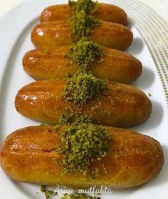 Finger-Dessert der Königin - tatlilar - Eat or Not Foods Finger Desserts, Finger Foods, Healthy Dessert Recipes, Healthy Drinks, Low Carb Recipes, Drink Recipes, Vegan Recipes, Turkish Sweets, Vegetable Drinks