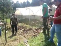 Trazado de un huerto, Facultad de Ingenieria Agrohidraulica