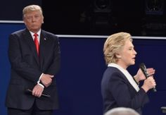 Here's A Bunch Of Things Donald Trump Got Wrong At The Debate - BuzzFeed News - He is either a pathological liar or just incredibly stupid.