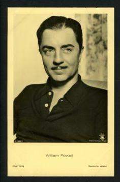 Wilian Powel el mejor actor de 1945
