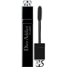 Dior Dior Addict It-Lash Mascara found on Polyvore featuring beauty products, makeup, eye makeup, mascara, it black, christian dior and christian dior mascara