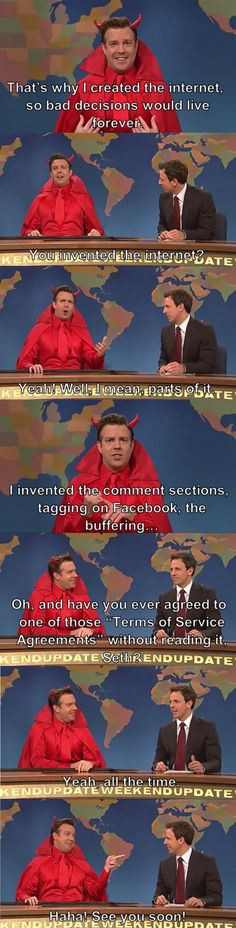 jason sudeikis The Devil