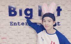 Bunny YOONGI ^^