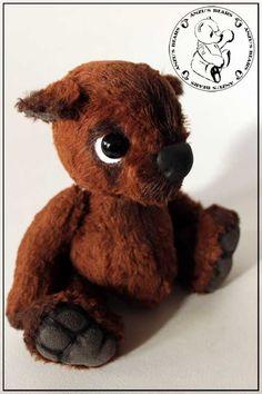 My lasted bear Léopold : https://www.facebook.com/anzusbears