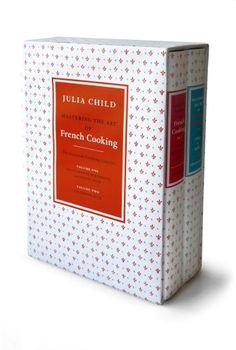 The perfect gift for any follower of Julia Child—and any lover of French food. This boxed set brings together Mastering the Art of French Cooking, first published in 1961, and its sequel, Mastering the Art of French Cooking, Volume Two, published in 1970. Volume One is the classic cookbook, in i... more details available at https://www.kitchen-dining.com/blog/cookbooks-food-wine/celebrities-tv-shows/product-review-for-mastering-the-art-of-french-cooking-2-volume-set/