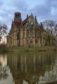 Feuersee, Frankfurt, Germany