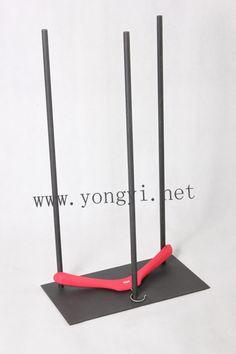 Demountable Standing Clothes Hanger Holder