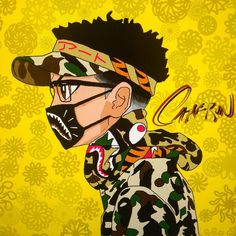 [New] The 10 Best Home Decor (with Pictures) - Bape crime wallpaper Cartoon Wallpaper, Graffiti Wallpaper, Graffiti Art, Iphone Wallpaper, Dope Cartoon Art, Dope Cartoons, Cartoon Kunst, Cartoon Drawings, Boondocks Drawings