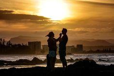 #Love #Couple #Sunset #SnapperRocks #GoldCoast #Australia #Rocks #Waves #Beach #Nature #VisitGoldCoast #IGWorldClub by jokmau