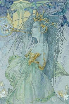 A shrine to all things fantasy with some science fiction involved as well as fan art and mythology. Art And Illustration, Art Illustrations, Fairytale Art, Fantasy Kunst, Inspiration Art, Fairy Art, Illustrators, Art Nouveau, Fairy Tales