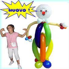 Risultati immagini per istruzioni palloncini modellabili