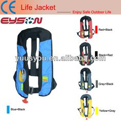 latest automatic inflatable life jacket suppliers $38~$54