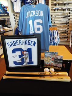 The Royals Authentics store celebrates Royals legends with a variety of autographed items available in store. Prices vary.
