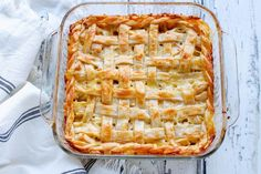 Find out why this super easy and extra delicious chicken pie recipe has been shared almost times. You'll love it and so will your family! Classic Chicken Recipe, Great Chicken Recipes, Chicken Pie Recipe Easy, Turkey Recipes, Pie Recipes, Casserole Recipes, Cooking Recipes, Chicken Casserole, Easy Recipes