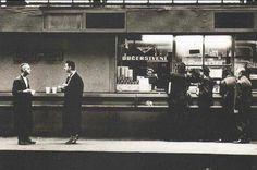 Anton Corbijn. Martin Gore and David Gahan, Prague 1988