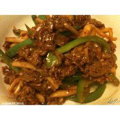#チンジャオロース #青椒肉絲 #ランチ #chinese #food #japanese #sauce #philippines #フィリピン