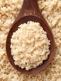 Nutrients in Quinoa - Quinoa is a very good source of protein as well as vitamins E and B2, and dietary fiber