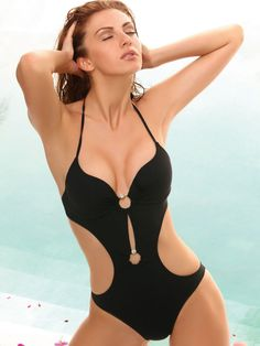b08e969044 Jolidon Swimwear 2012 Riviera Underwire Monokini Push Up Bathing Suit  http://www.