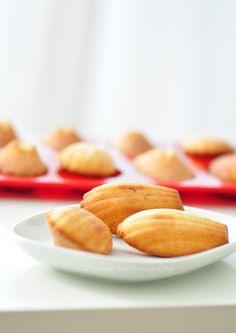 Madeleines Recipe 瑪德蓮蛋糕 | My Cooking Hut